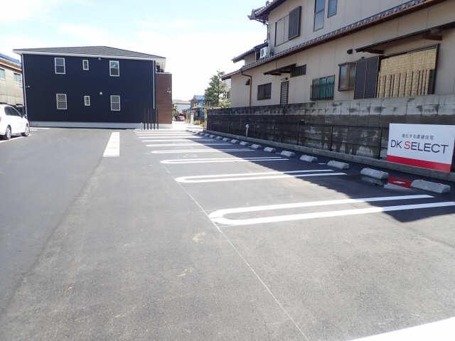 マルミットⅠ 駐車場