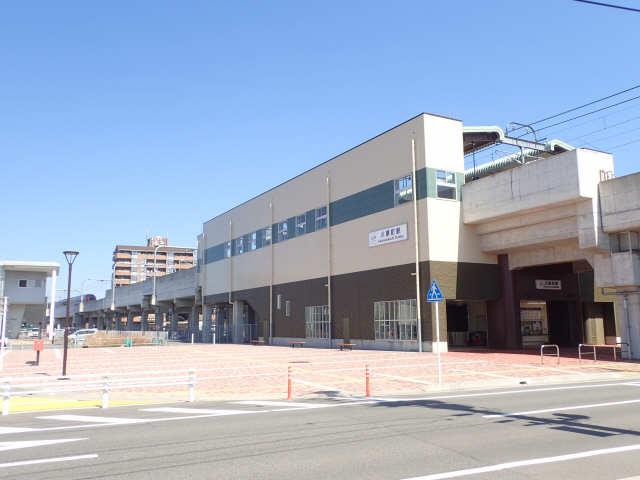 キューブ・ステージ 近鉄川原町駅