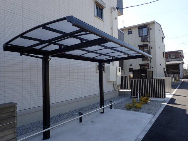 D-room tokiwaA棟 駐輪場
