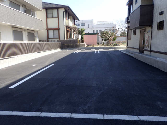 D-room tokiwaB棟 駐車場