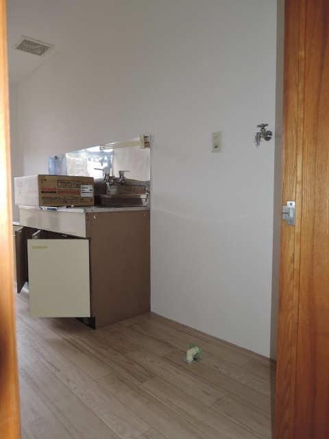 サンMTT 1階 キッチン