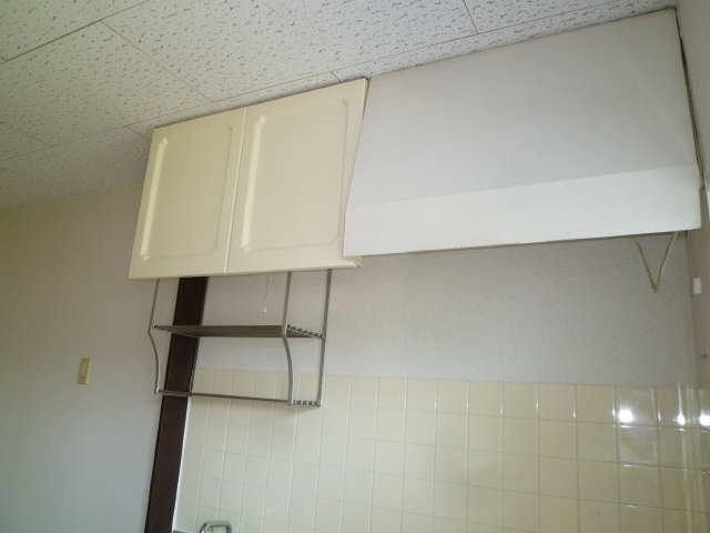 サンライフ・S 2階 キッチン