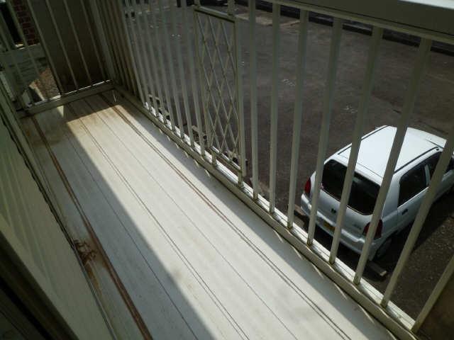 サンライフ・S 2階 バルコニー
