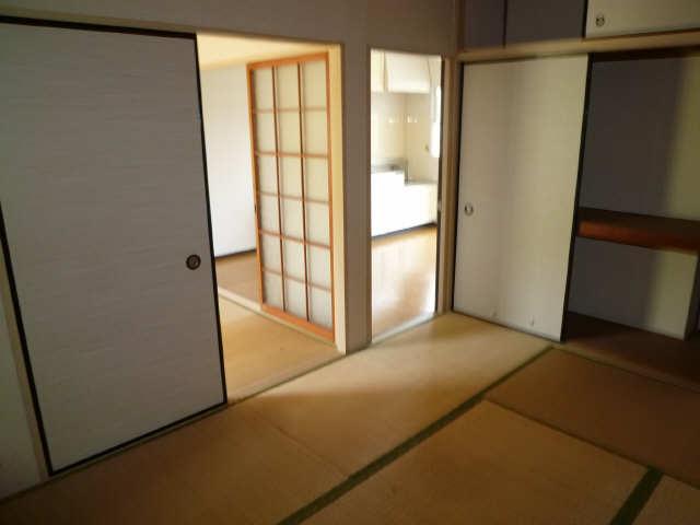 サンライフ・S 2階 室内