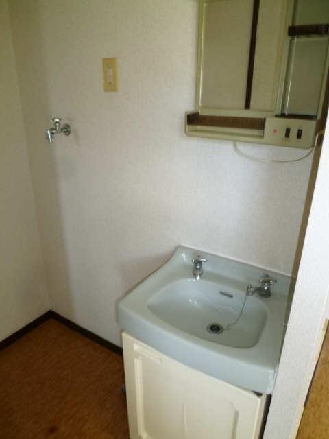 サンライフ・S 2階 洗面