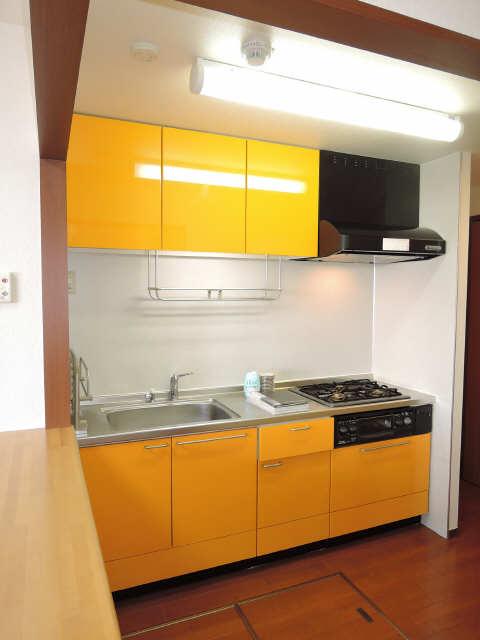 パッヘルカノン雁宿 1階 キッチン