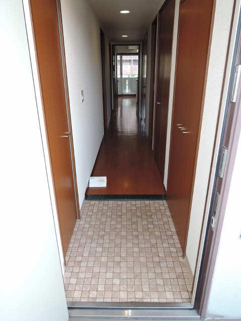 パッヘルカノン雁宿 1階 玄関