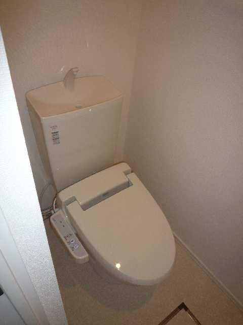 ヘーベルヒルズkouei 1階 WC