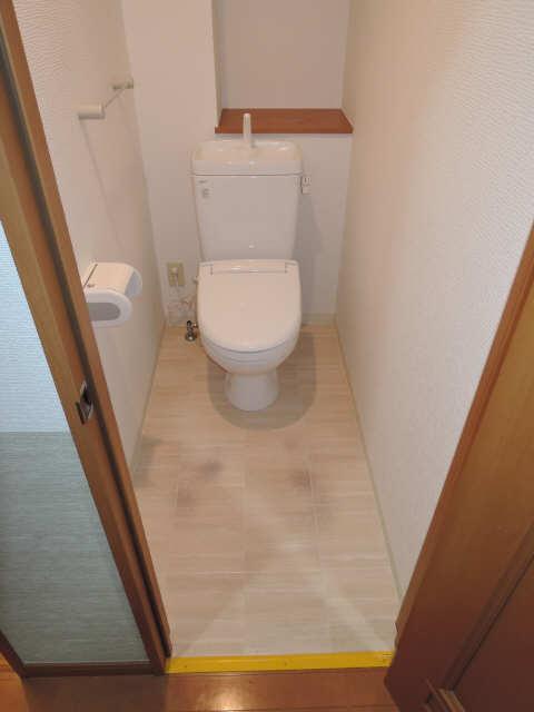ファイーブ土穴 4階 WC