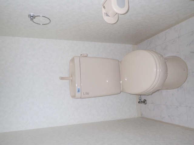 Starry sky 2階 WC