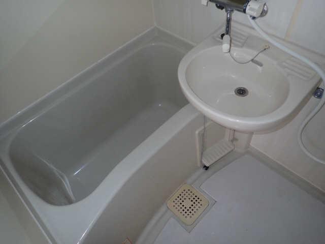 神山ハイツ 2階 浴室