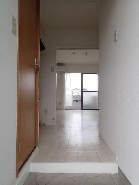 神山ハイツ 2階 玄関