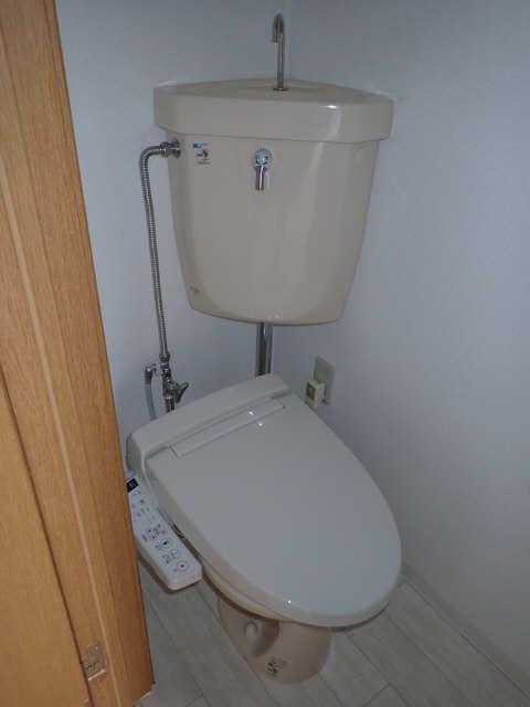 神山ハイツ 2階 WC