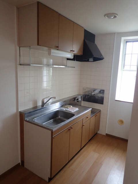 カーサアイリス D棟 2階 キッチン