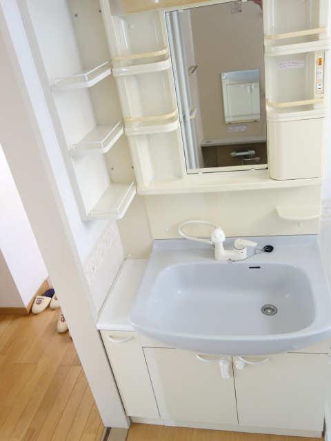 エレンシアール 1階 洗面