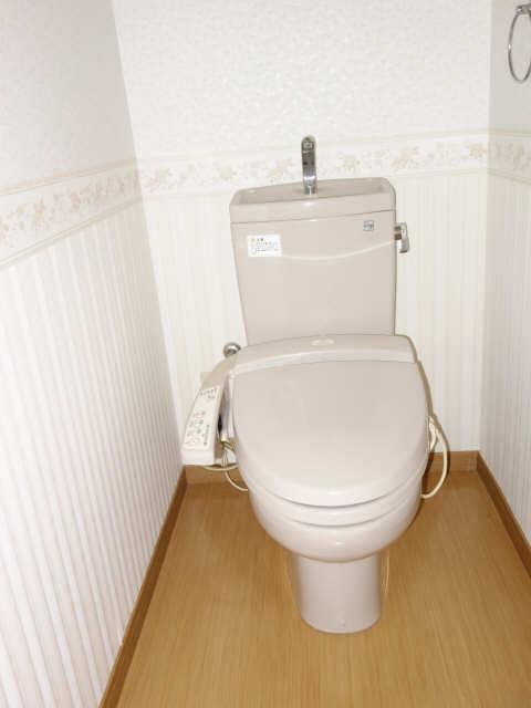 エレンシアール 1階 WC