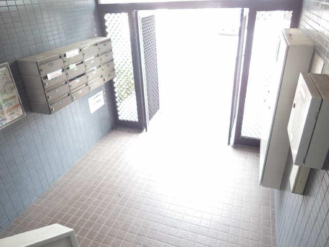 ネオ岩崎台 3階 ロビー