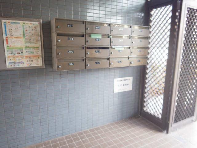 ネオ岩崎台 3階 共有部分