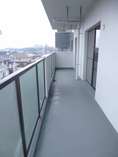 ネオ岩崎台 3階 ベランダ