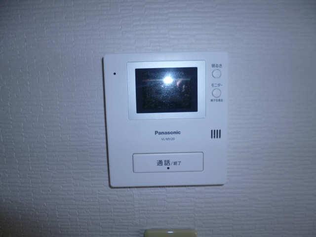 ネオ岩崎台 3階 モニター付インターホン