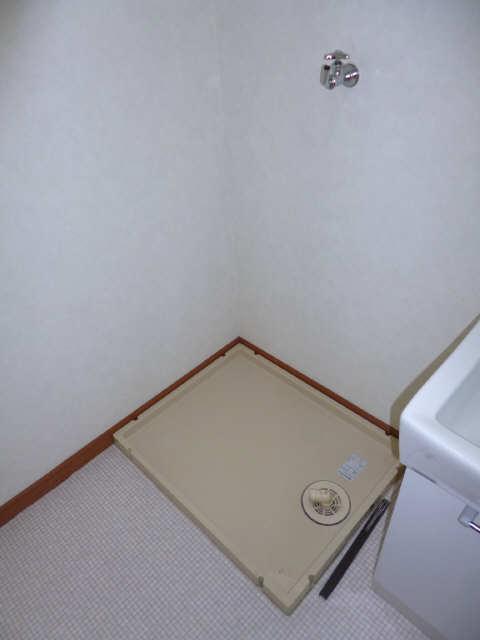 ネオ岩崎台 3階 洗濯機置場