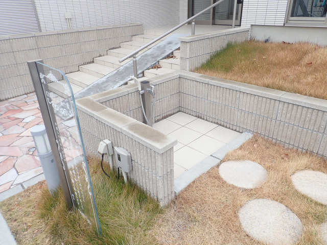 GNO.1三美一愛 1階 ペット洗い場