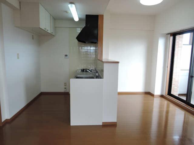Parterre 4階 キッチンスペース