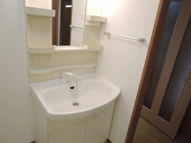 Parterre 4階 洗面