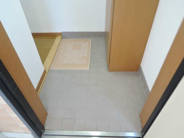 Parterre 4階 玄関