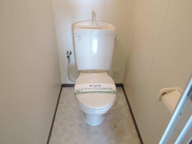 Parterre 4階 WC