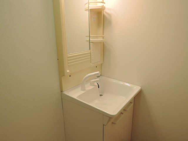 グリーンパーク西条台 1階 洗面