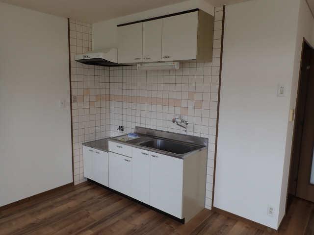 パークサイドサンアーバンA棟 3階 キッチン