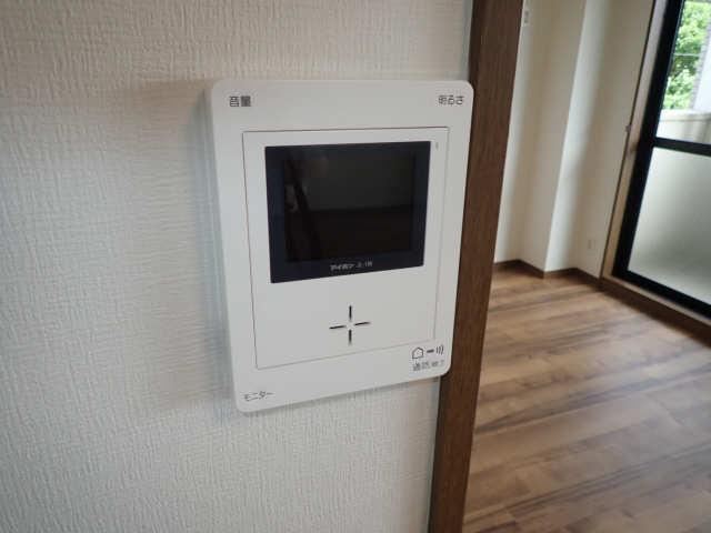 パークサイドサンアーバンA棟 3階 モニター付きインターホン