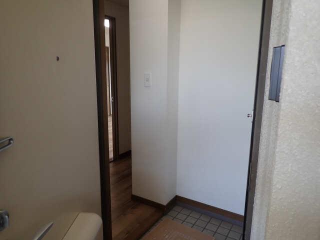 パークサイドサンアーバンA棟 3階 玄関