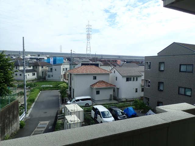 パークサイドサンアーバンA棟 3階 眺望