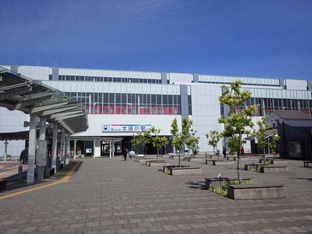 ビレッジハウス藤島 4号棟 3階 名鉄太田川駅