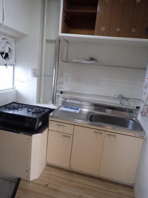 ビレッジハウス藤島 4号棟 3階 キッチン