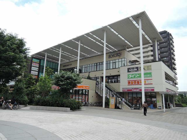 ブルースカイT 1階 ソラト太田川