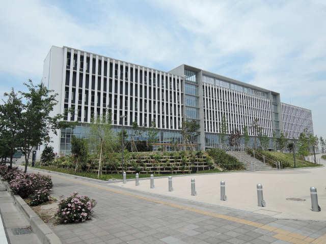 ブルースカイT 1階 日本福祉大学
