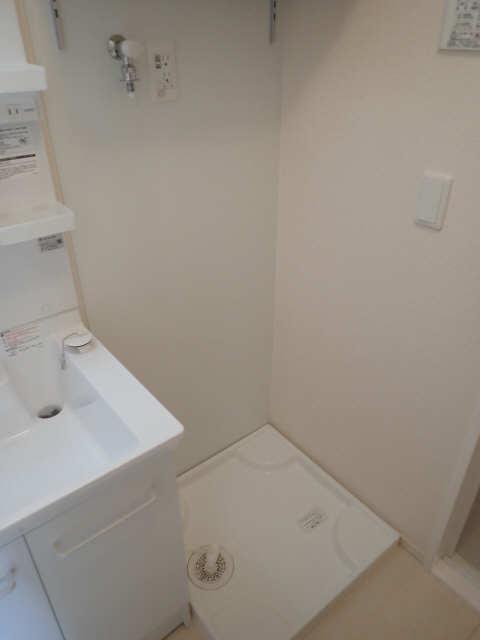 ブルースカイT 1階 洗濯機置場