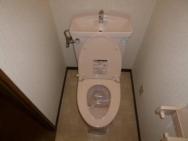グリーンシティ落合 2階 WC