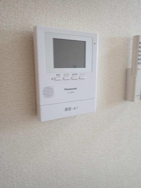 ラフィーネ21 2階 モニター付きインターホン