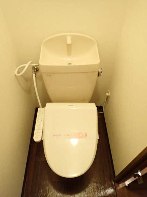 ラフィーネ21 2階 WC