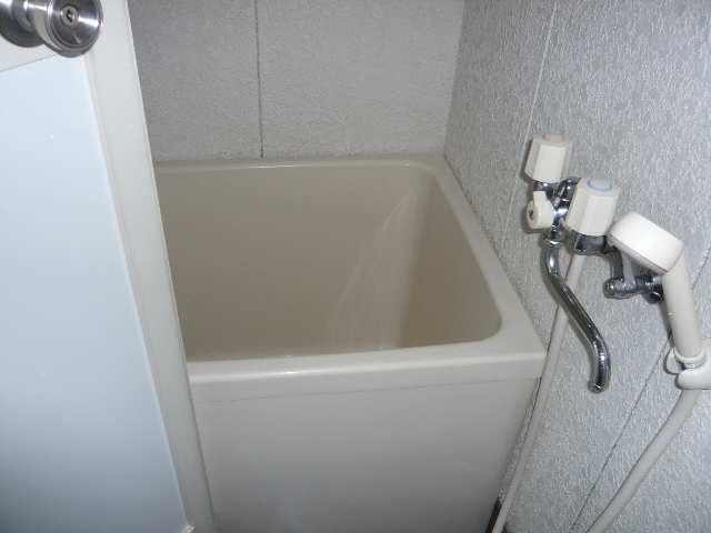 広栄荘7棟 2階 浴室