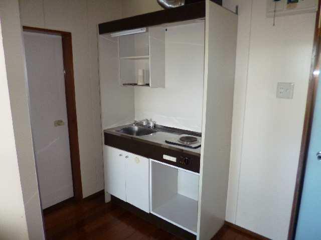 広栄荘7棟 2階 キッチン
