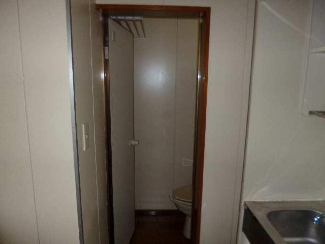 広栄荘7棟 2階 WC