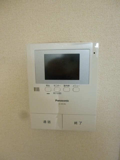 絵馬DOME 1階 モニター付インターホン