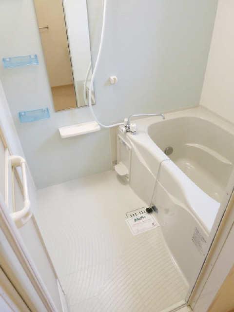 ジュネス相見 A 1階 浴室