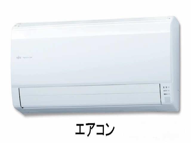 仮)ベレオ栄 3階 エアコン