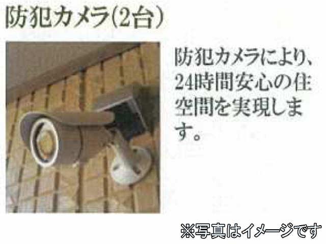 仮)ベレオ栄 3階 防犯カメラ